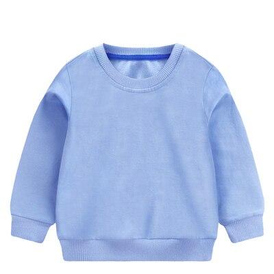 VIDMID Children Coats t-shirts Baby Girls Long Sleeve Coat jacket boys Outerwear Cartoon long sleeve t-shirts clothing 4150 33 6