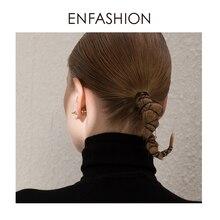 ENFASHION серьги-гвоздики с шипами розы для женщин, маленький золотого цвета, серьги с шипами, модные ювелирные изделия, женские серьги E1123