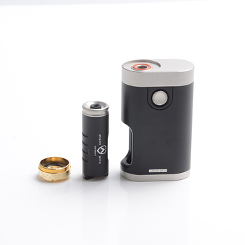 Cloudworkz Styled Armor V2 Mod Squonker BF Bottom Feed Box Mech Mods Powered By Single 18650 Ecig