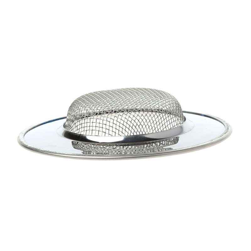 Mesh Kitchen Stainless Steel Sink Strainer Disposer Plug Drain Stopper Filter