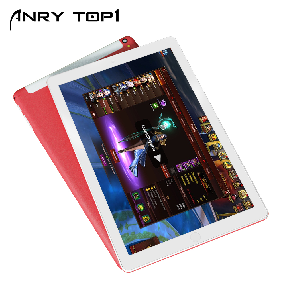 4G Phone Tablets 10 Inch Android 7.0 1280*800 4GB RAM Tablet PC 64GB Memory Dual Sim Card Slot And Cameral 5000Mah Battery