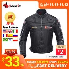 אופנוע גברים Jaqueta Motociclista אופנוע רכיבה מעיל סתיו חורף Moto מוטוקרוס בגדים שחור