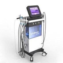 10 in 1 skin care SPA PDT Skin Aqua Facial Hydra Microdermabrasion Oxygen Machine For Rejuvenation Exfoliators