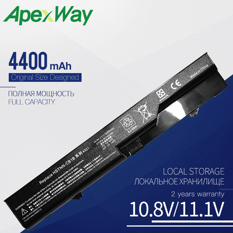 14.8V Laptop Battery For Hp Probook 4525s 4520s 4425s 4421s 4420s 4326s 4325s 4321S 4320s 620 625 420 425 PH09 PH06 HSTNN-CB1A