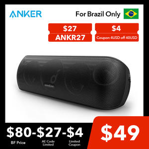 Bluetooth-Speaker Bass Audio Hifi Anker Soundcore Motion Wireless Portable 30W with Hi-Res