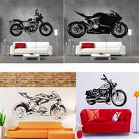 29 Designs DUCATI Motorrad Suzuki Wand Aufkleber Triumph Norton Motorrad Poster Vinyl Aufkleber Harley Chopper Wandbild