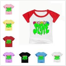 Cotton Short-Sleeve Costume T-Shirt girl Print Baby-Boy Cartoon Summer Kid Te Contro