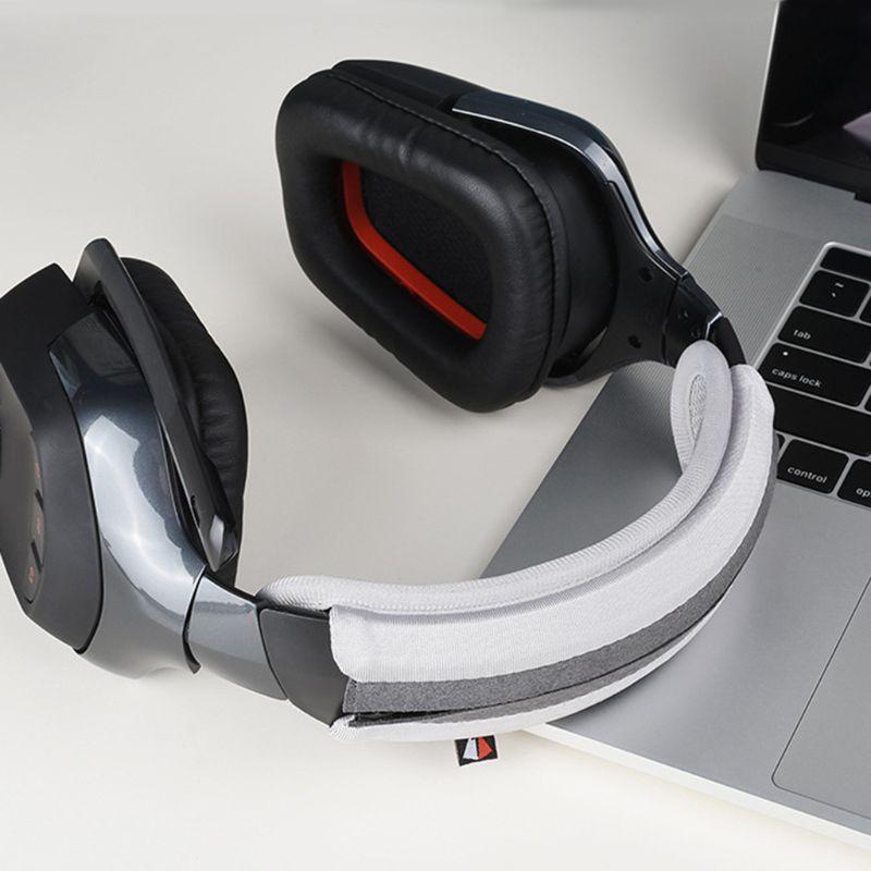 Сменные мягкие эластичные накладки на голову защитные для qc35