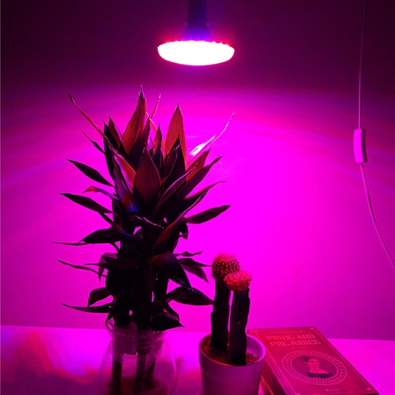 E27 Led Bulb Lights Led Grow Light Full Spectrum Plant Light Indoor Grow Lamp Tent Garden Grow Lighting Phytolamp Plants Growth