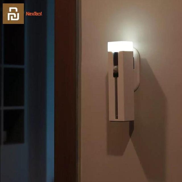 Youpin Nextool Multi functional Induction Flashlight Emergency Light Camp Wall Table Lamp Sensor Lighting Power Bank Charging