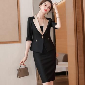 Womens Slim-Blazer Suits