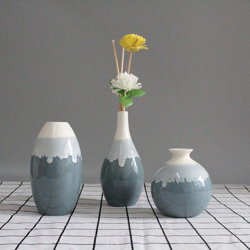 Home Decoration Ceramic Vase, Decorative Vases For Living Room
