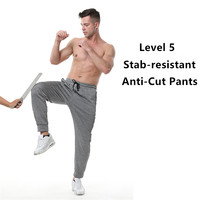 Level 5 Anti Cut Pants Stab resistant Pants Workwear Puncture Prevention Safety Equipment Protective Work Trousers