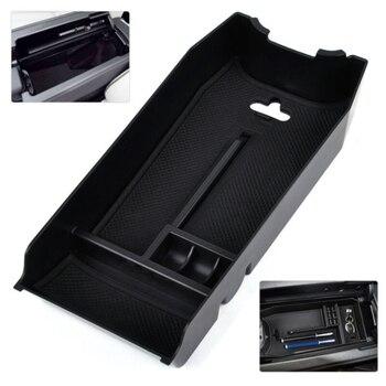 Center Console Armrest Storage Tray Box Organizer...