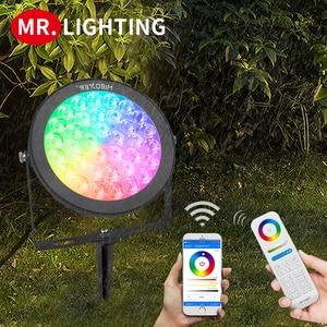 Miboxer 15W RGB+CCT Smart LED