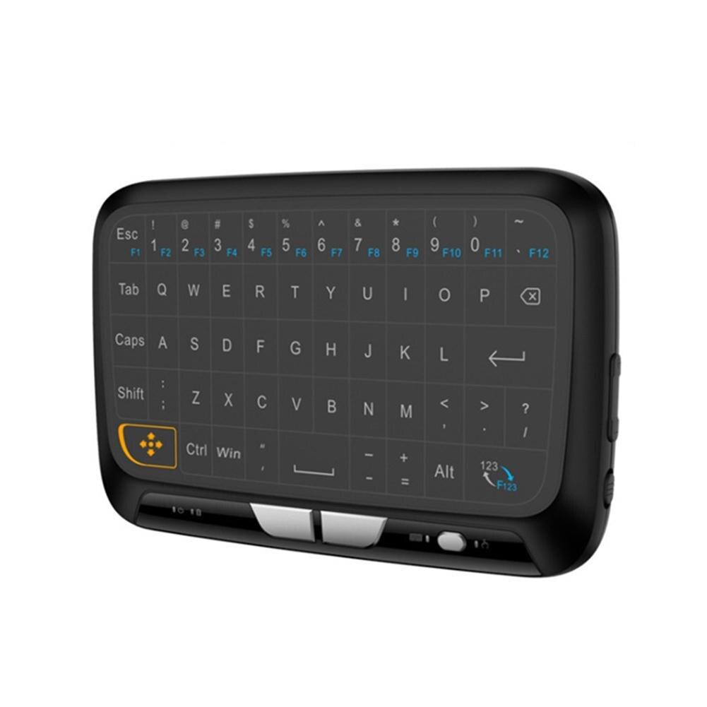 Беспроводная клавиатура и мышь комбинированная перезаряжаемая эргономичная сенсорная мини клавиатура беспроводная воздушная мышь для смартфона|Комплекты  мышь плюс клавиатура|   | АлиЭкспресс