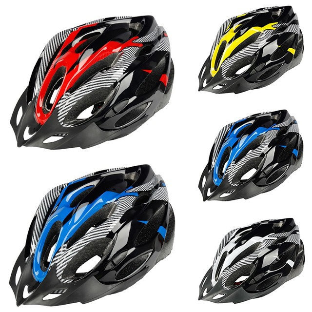 Unisex capacete de bicicleta mtb ciclismo estrada mountain bike esportes capacete de segurança da bicicleta proteção de segurança capacete 2