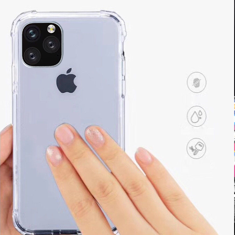 Heavy Duty Clear Case for iPhone 11/11 Pro/11 Pro Max 53