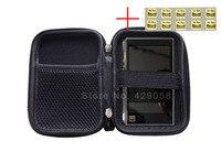 Durable Tough Carrying Box Storage Box Mp3 player Case for FiiO M3K M6 M9 MK2 X1 X3 X5IIIS X7 Q5 M7