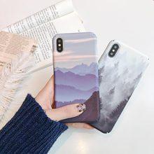 KISSCASE Mountain Phone Case For Xiaomi