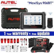 Autel Maxisys MS906BT PRO ECU kodlama süper Tablet tarayıcı teşhis aracı MS908P OBD2 araba aksesuarları kablosuz Bluetooth
