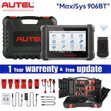 Autel Maxisys MS906BT PRO Professional Diagnostic Tool, ECU Coding Super Tablet Scanner Automotive OBD2 Scanner Car OBD Tool