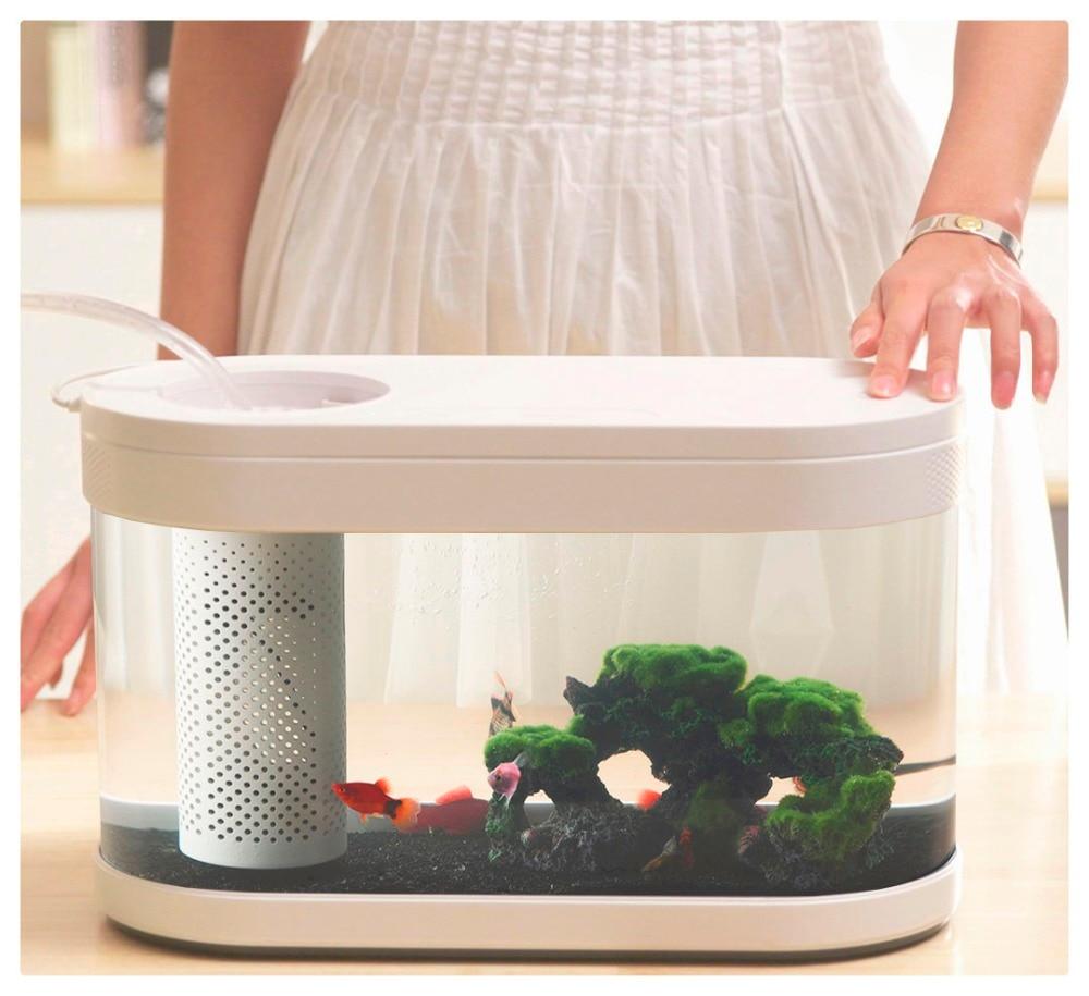 XIAOMI Geometry Fish Tank (13)