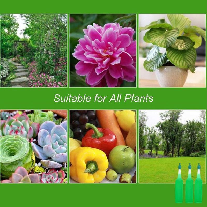 1pcs Bonsai Plant Rapid Growth Root Regulator Seedling Recovery Germination Vitality Garden Nutrient Solution Flower Fertilizer
