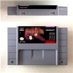 Финальная игра Fantasy Mystic Quest or II III IV V VI 1 2 3 4 5 6 карта для игры ролевая игра Американская версия на английском языке Аккумулятор для экономии