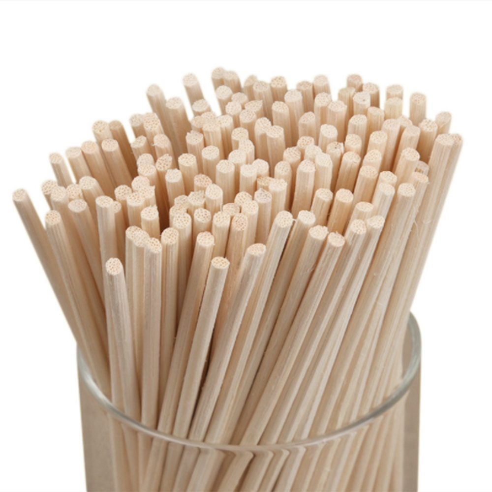 30Pcs Rattan Reed Sticks Fragrance Reed Volatile Accessories For Natural Plant Diffuser Rattan Sticks For Home Fragrance Diffuse