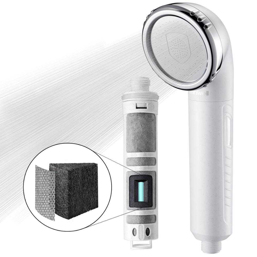 Купить фильтр для головки душа miniwell l750 с защитой от ржавчины