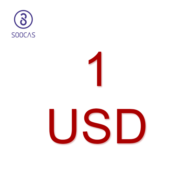 SOOCAS Official store extra shipping fee link| |   - AliExpress