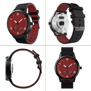Image 5 - Lenovo שעון X לב שיעור דם לחץ Bluetooth Smartwatch ספיר מראה ספורט שעון מתכת IP68 עמיד למים עבור גברים נשים
