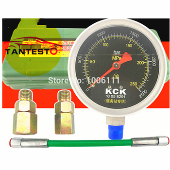 250Mpa Common Rail High Pressure Tube Tester For Diesel Oil Circuit, Common Rail Diesel Plunger Pressure Tester Tool