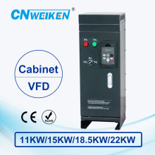 WK600 Vector Control frequency converter 11kw/15kw/18.5kw/22kw Three phase 380V variable frequency inverter for motor VFD цена