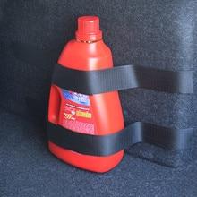 4 шт./компл. багажник автомобиля магазин быстрого ремень безопасности комплект аксессуары держатель для огнетушителя высокое качество и недорогой