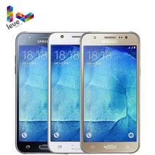 Samsung galaxy j5 SM-J500F sim duplo desbloqueado telefone móvel 1.5gb ram 16gb rom 5.0