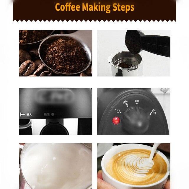 Italian Espresso Machine 5