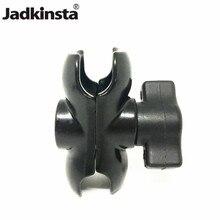 Jadkinsta 6 см двойное крепление на руку с 1 дюймовым шариковым основанием для экшн-камеры Gopro для смартфона Garmin GPS