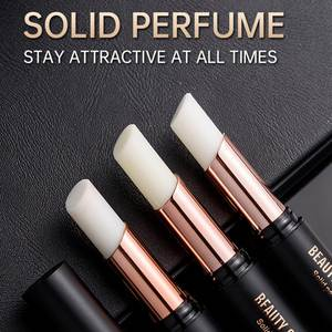 Solid-Perfume Fragrance To Fresh-Light Easy Carry-Lasting Portable Stay