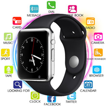 Smart Watch Men for Android Phone Apple Watch Support 2G Sim TF Card 03MP Camera Bluetooth Smartwatch Women Kids Reloje Watch
