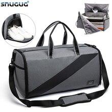Multifunction New Sports Gym Bag For Fitness Portable Men Travel Handbag Large Suit Duffel Bag Training Crossbody Shoulder Bags
