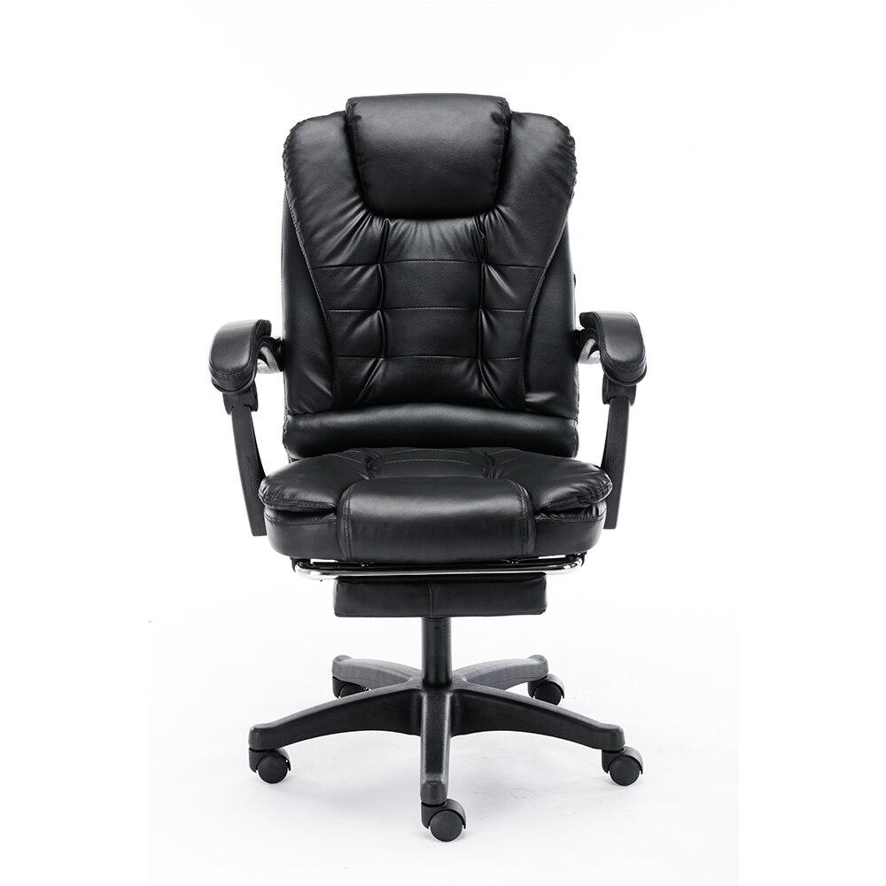 Исполнительный ПУ стул  SUNON 500*530*1200mm