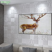 High quality 3d foam wall sticker for house decoration and ceiling creative design