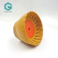 Protetor abrasivo universal do pulverizador do uretano da prova  protetor do respingo das peças sobresselentes 711621 1 do jato de água|Ferramentas hidráulicas| |  -