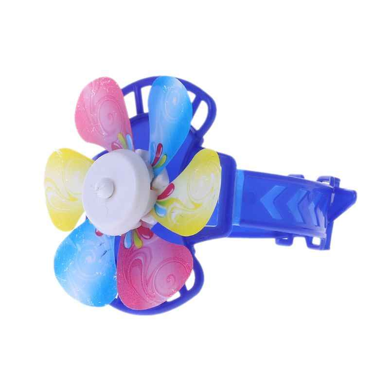 Novedad reloj molino de viento juguete reloj Spinner viento niños juguete fiesta suministros regalos Y4UD