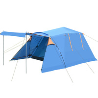 Camel automatic 3 4 people camping top with a ski group type outdoor tents 089 3 camping tent
