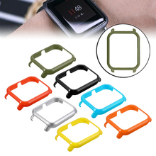 цена на Smart watch Strap Plastic PC Shell Bumper Cover For Xiaomi Huami Amazfit Bip BIT PACE Youth Smart Watch PC Protective Case