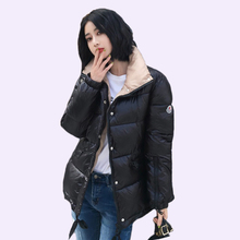 Down cotton jackets winter coat women student clothing lady fashion new jacket
