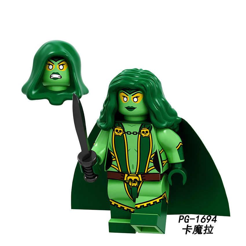 Única Venda Figuras Super Heróis Capitão América Black Widow PG8193 Besta Modelo Bonecas de Tijolos Blocos de Construção de Brinquedos Para Crianças